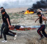 منظمة التحرير وغزة