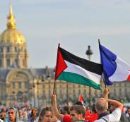 فرنسا وحل الدولتين