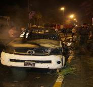 هجمات انتحارية في العراق