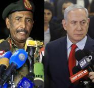 نتنياهو والسودان