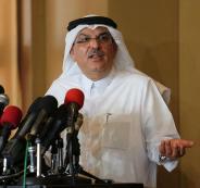 السفير القطري: استجبنا لطلب أمريكي إسرائيلي بعدم استضافة العاروي