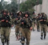السيطرة الاسرائيلية على الضفة الغربية
