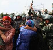 نساء الايغور والصين