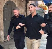الاحتلال يمدد اعتقال 4 من حراس المسجد الأقصى