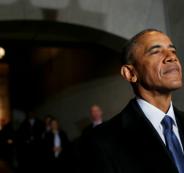 أوباما يفوز بجائزة