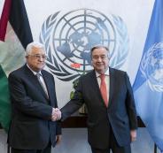 امين عام الامم المتحدة والرئيس