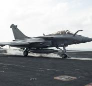 طائرات في سماء الخليج لردع إيران