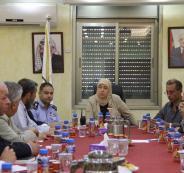 المحافظة تعقد الإجتماع الدوري للمجلس التنفيذي وتناقش عدة قضايا تهم المواطن