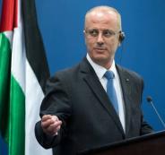 الحمد الله والعجز المالي للحكومة الفلسطينية