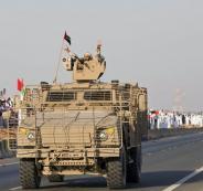 الحوثيون يتهم الإمارات باحتلال أرض يمنية