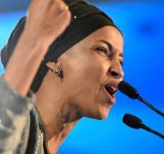 نائبة مسلمة في الكونغرس الامريكي واسرائيل