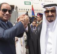 تسليم تيران وصنافير للسعودية