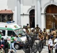هجمات في سريلانكا