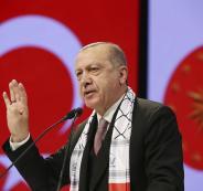 اردوغان وفلسطين والقدس