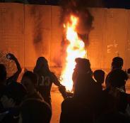 مقتل متظاهرين في ايران