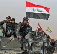 القوات العراقية تكشف انفاق لداعش في الموصل