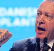 اردوغان  والجيش التركي