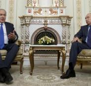 روسيا واسرائيل وضم الضفة الغربية