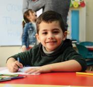 العودة الى المدارس في فلسطين
