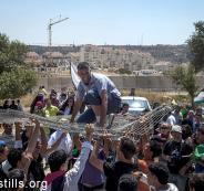 الاحتلال يهدد أهالي نعلين