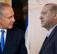 نتنياهو واسرائيل وتركيا
