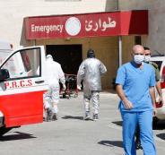 وفيات كورونا في فلسطين