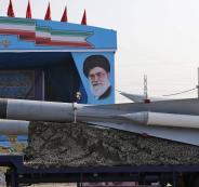 مصادرة صواريخ ايرانية متطورة