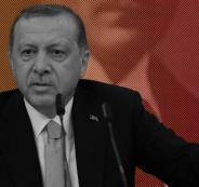 اردوغان وايران
