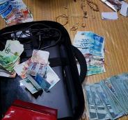 سرقة اموال الفلسطينيين