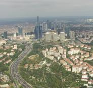 اسطنبول والكوارث الطبيعية