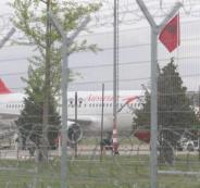 سرقة طائرة نمساوية