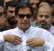 عمران خان رئيسا لوزراء باكستان