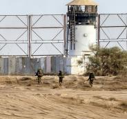 جيش الاحتلال يعلن تفجير عبوة ناسفة ضخمة قرب السياج الفاصل مع غزة