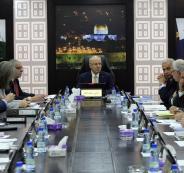الحكومة الفلسطينية وقطاع غزة