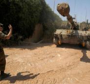الجيش الاسرائيلي وحزب الله