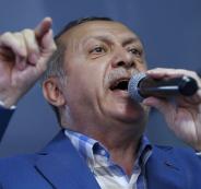 اردوغان وانقلاب في تركيا