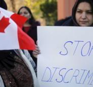 جرائم الكراهية ضد المسلمين في كندا