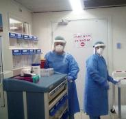 اسرائيل وتفشي وباء كورونا