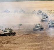 تركيا تنفذ عملية عسكرية على الحدود العراقية