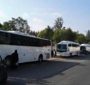 منع الحافلات من التوجه للأقصى