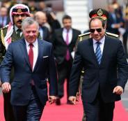 فلسطين والاردن ومصر وصفقة القرن