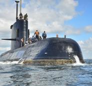 فقدان الاتصال بغواصة عسكرية ارجنتينية على متنها 44 فرداً
