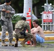 هجوم على قاعدة عسكرية امريكية في فلوريدا