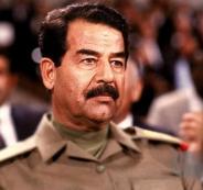 الجزائر والعراق وصدام حسين