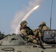 استهداف قاعدة روسية  في سوريا