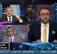 نشات الاقطش على قناة الجزيرة
