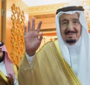العاهل السعودي والحجاج القطريين