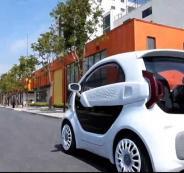 صناعة سيارة ثلاثية الأبعاد