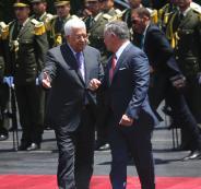 العاهل الأردني يغادر رام الله بعد مباحثات استمر نحو ساعتين مع الرئيس