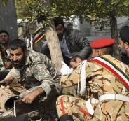 قتلى من الحرس الثوري الايراني في الاهواز